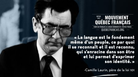 Citation Camille Laurin 2