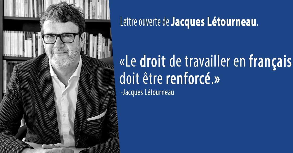 Lettre ouverte Jacques Letourneau copie