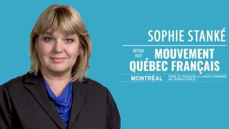 Sophie Stanké Article le Devoir